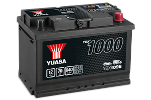 YBX1000 BATTERY FOR CARS