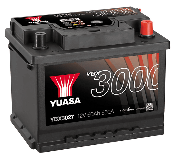 YBX3000 BATTERY FOR CARS