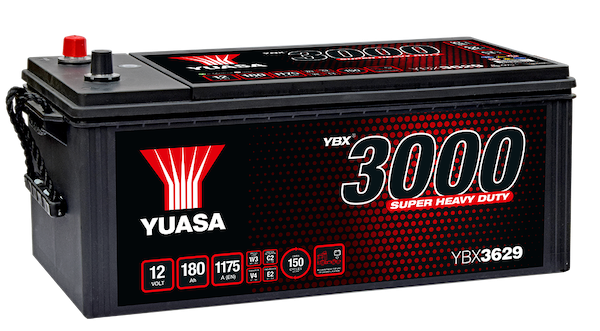 YBX 3000 SHD for commercial vehicles