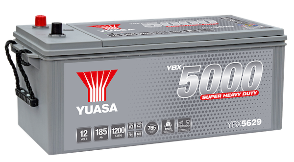 YBX 5000 SHD for commercial vehicles